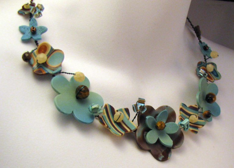 Floral Garden Necklace