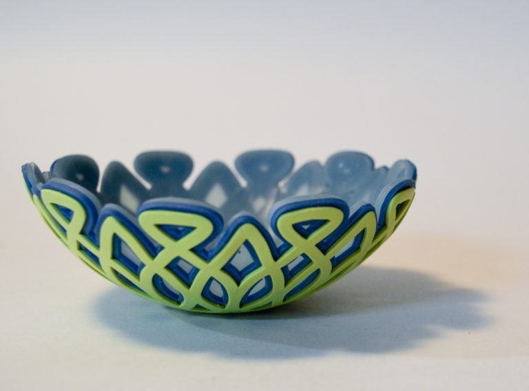 Cutwork Bowl